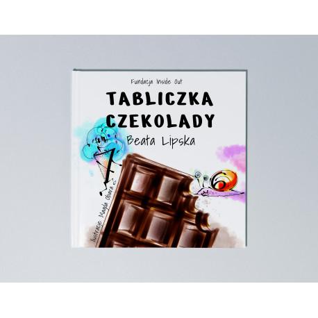 Tabliczka Czekolady - Komplet (książeczka + kolorowanka)